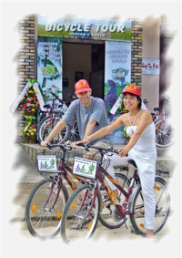 about Heaven and Earth cycling Tours in  Hoi An