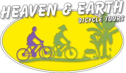 logo Heaven Earth Bicycle Tour Hoi An