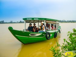 heaven and earth boat ride tours