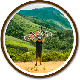 Indiana MTB Tour (full day)